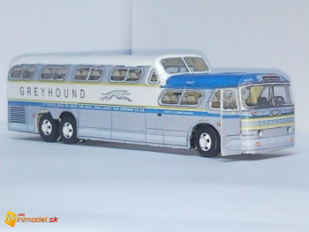 GMC Scenicruiser - Greyhound 1