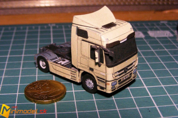 BB18 MB Actros 1848 MP3