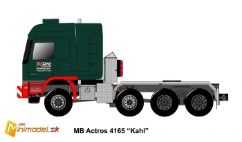 BBGS MB Actros 4165 Kahl
