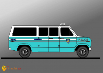 FE2190 FORD ECONOLINE