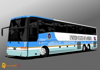 FE2197 VANHOOL T 2145 US PRESIDENTAL