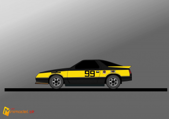 FE3370 DODGE DAYTONA