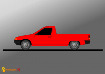 FE3813 YUGO FLORIDA PICK UP
