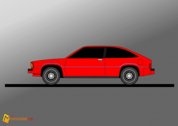 FE4008 CHEVROLET CITATION II